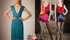 Коктейльное платье с бахромой и нитями на 2021 год