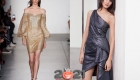 Блестящие коктейльные платья на 2021 год