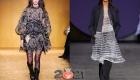 Прозрачное платье сезона осень-зима 2020-2021