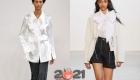 Модные белые блузки сезона осень-зима 2020-2021