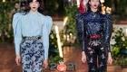 Модные блузы с буфами сезона осень-зима 2020-2021