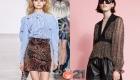 Модные блузы 2021 года с широкими рукавами