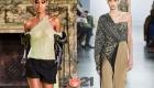 Тренды модных блуз на 2021 год - асимметрия