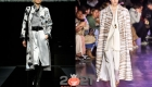 Модные принты для женских пальто на 2020-2021 год