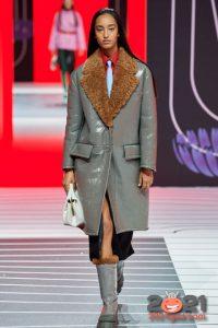 Модная дубленка осень-зима 2020-2021