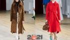 Модные стеганые пальто на 2021 год