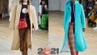 Трендовые стеганые пальто на зиму 2021 год