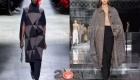 Модные кейпы коллекций осень-зима 2020-2021