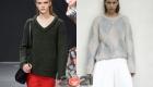 Модные объемные свитера на 2021 год
