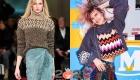Модные свитера сезона осень-зима 2020-2021 с орнаментом