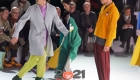 Яркие мужские туфли на 2021 год