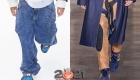 Модные синие кроссовки на 2021 год для мужчин