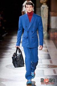 Модные оттенки мужской моды осень-зима 2020-2021