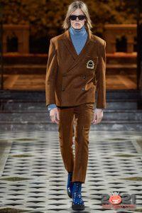 Трендовый мужской костюм осень-зима 2020-2021