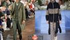 Мужская мода осень-зима 2020-2021 - трендовые принты