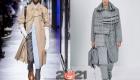 Мужская мода - асимметричные пальто сезона осень-зима 2020-2021