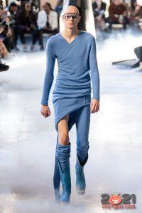 Эпатажная мужская мода 2020-2021 года