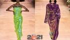 Блестящее вечернее платье для встречи Нового 2021 года
