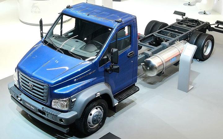ГАЗон NEXT 10 (LNG/CNG) 2020-2021 года