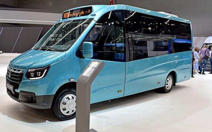 Новый Микроавтобус «Газель» 2020-2021 года