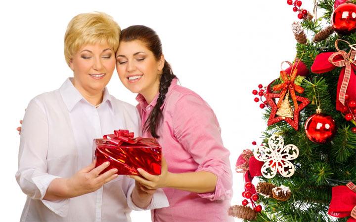 Что подарить маме на Новый Год 2021