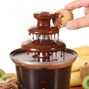 Новогодний подарок маме на 2021 год - шоколадный фонтан