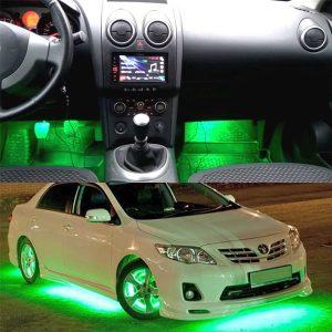 Подсветка в авто - подарок мужу на Новый 2021 год