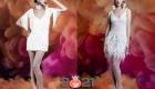 Короткое свадебное платье 2020-2021 года