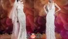 Модное свадебное платье на 2021 год