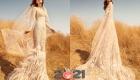 Нежное платье от Zuhair Murad осень-зима 2020-2021