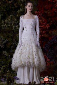 Свадебное платье коллекция Edem Couture осень-зима 2020-2021