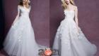 Пышные свадебные платья Marchesa осень-зима 2020-2021