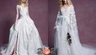 Marchesa осень-зима 2020-2021 трендовые модели свадебного платья