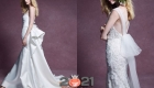 Marchesa осень-зима 2020-2021 свадебные образы