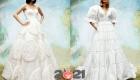 Пышные свадебные платья осень-зима 2020-2021