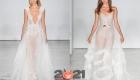 Прозрачные свадебные платья осень-зима 2020-2021