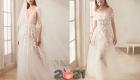 Прозрачные свадебные платья сезона осень-зима 2020-2021