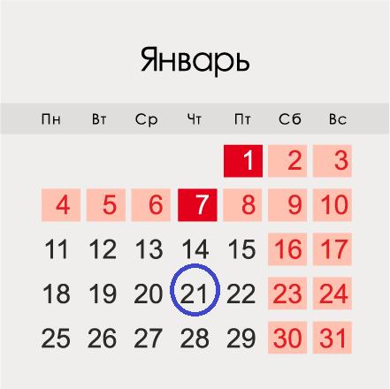 Татьянин день: дата в 2021 году
