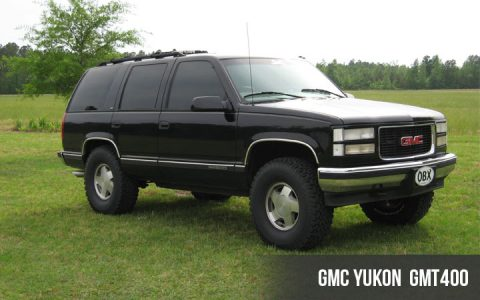 1 поколение GMC Yukon