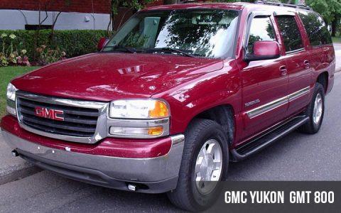 2 поколение GMC Yukon