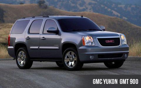 3 поколение GMC Yukon