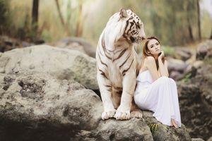 Гороскоп на 2021 год для женщины-Тигра