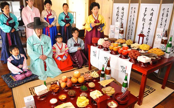 Корейский Новый Год 2021 - традиции