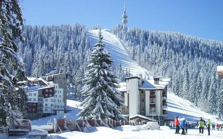 Новый Год 2021 Банско (Болгария)
