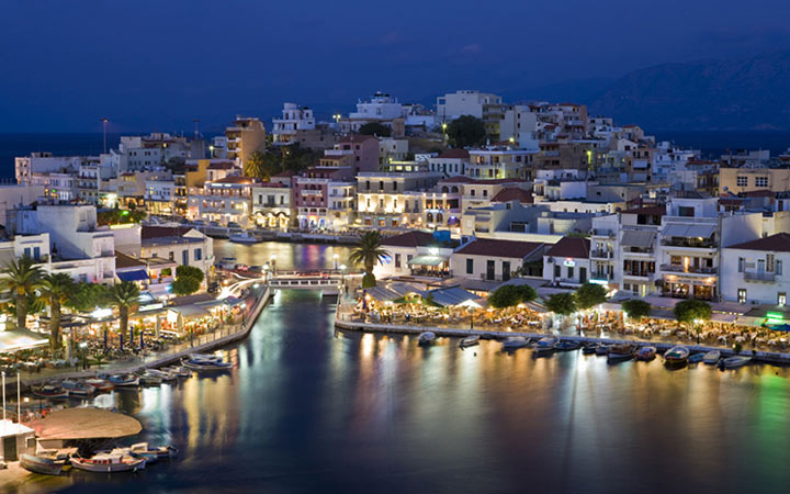 Отдых в Греции на Новый Год 2021