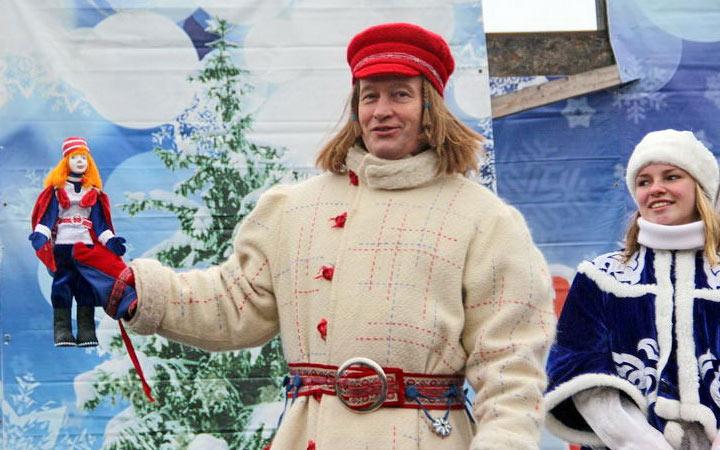 Новый Год 2021 в Карелии