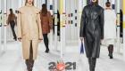 Модные кожаные плащи 2020-2021 года