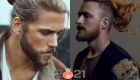 Модные мужские стрижки 2020-2021 на длинные волосы