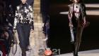 Тренды сезона осень-зима 2020-2021 - кожаный женский жакет