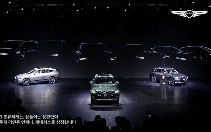 6 новых моделей Genesis до 2021 года